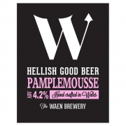 Pamplemousse 4.2% by Waen Brewery