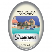 Renaissance 3.8% by Whitstable Brewery