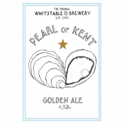 Pearl of Kent 4.5% by Whitstable Brewery