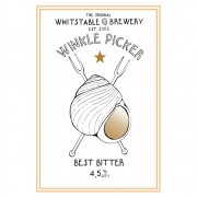 Winkle Picker 4.5% by Whitstable Brewery