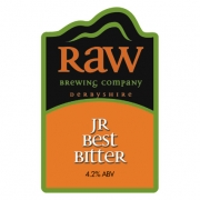 JR Best Bitter 4.2% by Raw Brewery