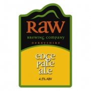 Edge Pale Ale 4.5% by Raw Brewery