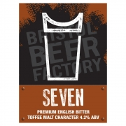 Seven 4.2% by Bristol Beer Factory