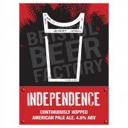 Independence 4.6% by Bristol Beer Factory