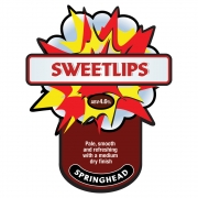 Sweetlips 4.6% by Springhead Brewery