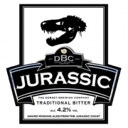 Jurassic 4.2% by Dorset Brewing Company