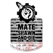Mate Spawn and Die 5.0% by Hopcraft