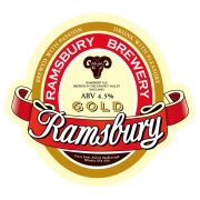 Gold 4.5% by Ramsbury Brewery