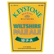 Wiltshire Pale Ale 3.8% by Keystone