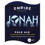 Jonah 4.3% by Empire Brewing