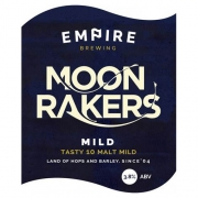 Moon Rakers 3.8% by Empire Brewing