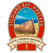 Studland Bay Wrecked 4.5% by Isle of Purbeck
