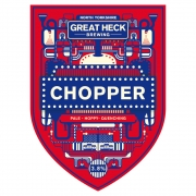 Chopper 3.8% by Great Heck Brewing