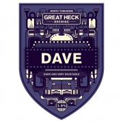 DAVE 3.8% by Great Heck Brewing