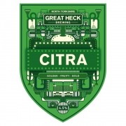 Citra 4.5% by Great Heck Brewing
