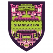 Shankar IPA 5.9% by Great Heck Brewing