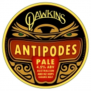 Antipodes 4.5% by Dawkins Ales