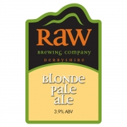 Blonde 3.9% by Raw Brewery
