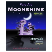 Moonshine 4.3% by Abbeydale