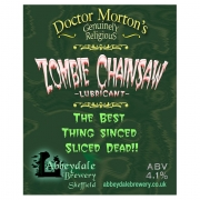 Dr Morton's Zombie Chainsaw 4.1% by Abbeydale