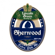 Sherwood 4.4% by Lincoln Green Brewery