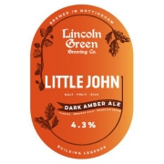 Little John 4.3% by Lincoln Green Brewery