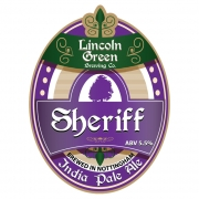 Sheriff 5.5% by Lincoln Green Brewery