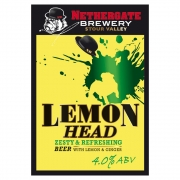 Lemon Head 4.0% by Nethergate Brewery