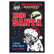 Red Santa 4.2% by Nethergate Brewery