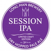 Session IPA 3.8% by Longman Brewery