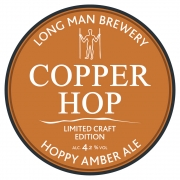 Copper Hop 4.2% by Longman Brewery