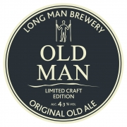 Old Man 4.3% by Longman Brewery