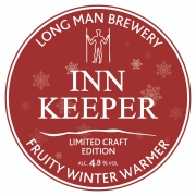 Inn Keeper 4.8% by Longman Brewery