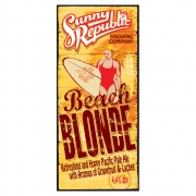 Beach Blonde 4.4% by Sunny Republic