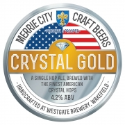 Crystal Gold 4.2% by H.B. Clark