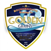 Golden Grains 4.6% by Bournemouth Brewing Co