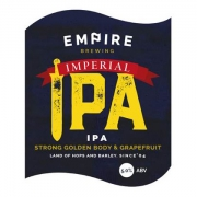 Imperial IPA 5.0% by Empire Brewing