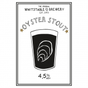 Oyster Stout 4.5% by Whitstable Brewery