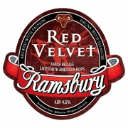 Red Velvet 4.6% by Ramsbury Brewery