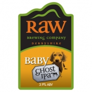 Baby Ghost IPA 3.9% by Raw Brewery
