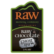 Baby Chocolate Ghost IPA 3.9% by Raw Brewery