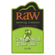 Centennial Pale 4.0% by Raw Brewery