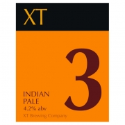XT3 4.2% by XT Brewery