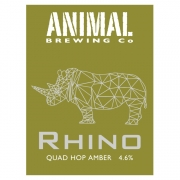 Rhino 4.6% by XT Brewery