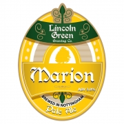 Marion 3.8%% by Lincoln Green Brewery