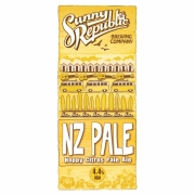 New Zealand Pale 4.4% by Sunny Republic