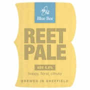 Reet Pale 4.0% by Blue Bee Brewery
