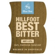 Hillfoot Best Bitter 4.0% by Blue Bee Brewery