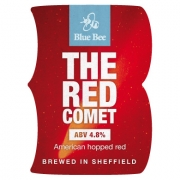 The Red Comet 4.8% by Blue Bee Brewery