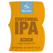 Centennial IPA 5.0% by Blue Bee Brewery